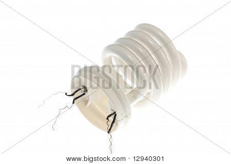 Economical Lamp Without The Management Scheme