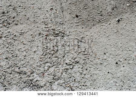 Grey concrete grunge background texture pattern closeup