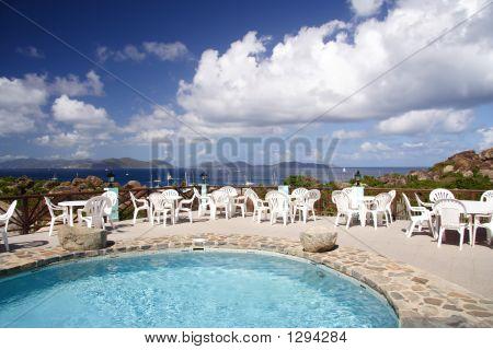 Terrace In Paradise