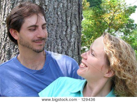 Linda pareja