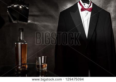 Whiskey And Tuxedo