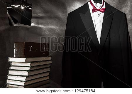 Chess And Tuxedo