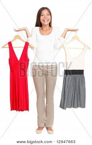 Frau Wahl Kleider