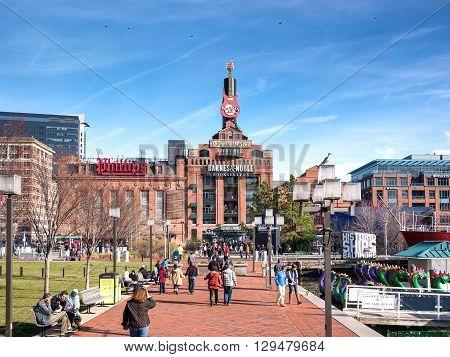 Baltimore Powerplant