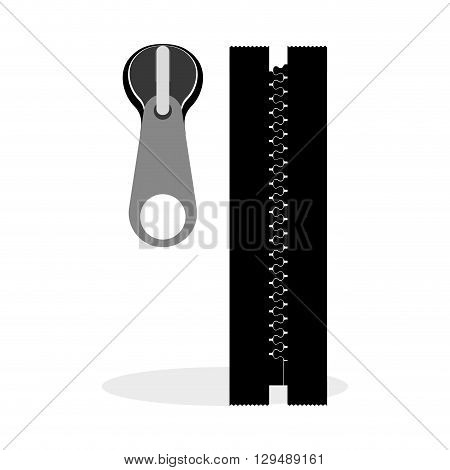 Zip concept with icon design, vector illustration 10 eps graphic.