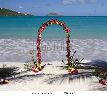 Archway In Paradise