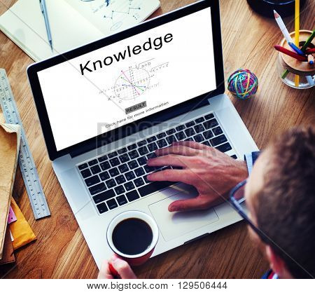 Knowledge Education Insight Intelligence Wisdom Concept