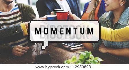 Momentum Acceleration Management Vision Concept