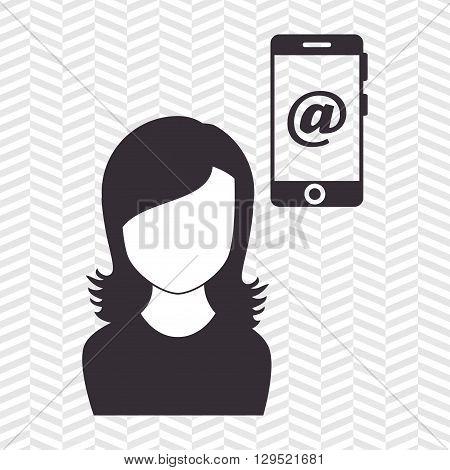 user avatar  design, vector illustration eps10 graphic