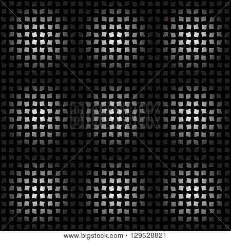Crossed ribbon seamless pattern. Fashion graphics background design. Modern stylish texture for prints textiles apparel. Template with gradient for wrapping wallpaper website blog etc. VECTOR