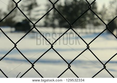 Grid Fence