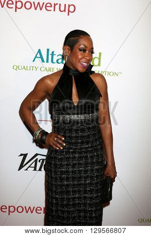LOS ANGELES - MAY 12:  Tichina Arnold at the Power Up Gala at the Beverly Wilshire Hotel on May 12, 2016 in Beverly Hills, CA