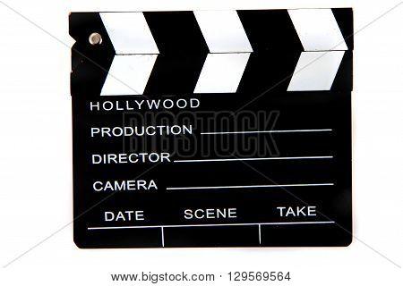 Old Movie Chalkboard