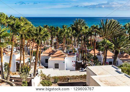 Luxury Bungalows On Costa Calma - Fuerteventura Canary Islands Spain