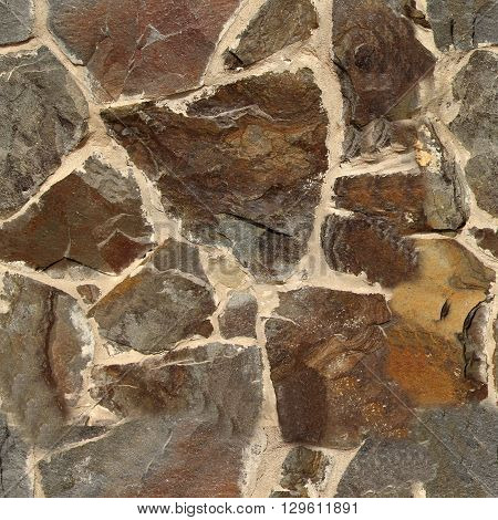 Seamless stone texture seamless old stone wall pattern for design purposes