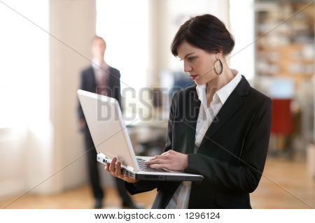 Female Notebook