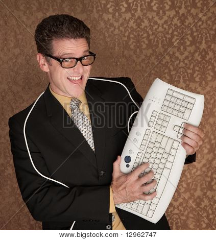 Computer Keyboard Hero