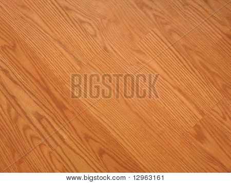 laminated flooring. diagonal.