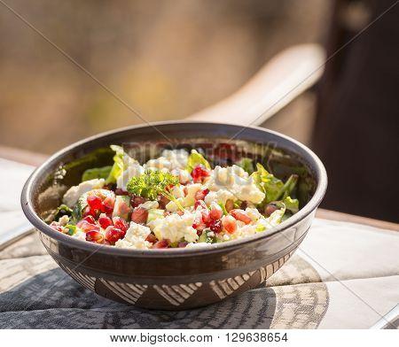 Fresh Salad Bowl