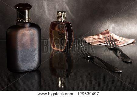 Couple Of Perfume Bottles