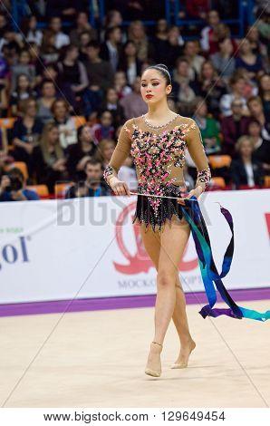 Maria Karmen Crescenzi, Italy. Ribbon