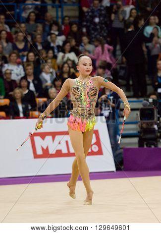 Sabina Asirbayeva, Kazakhstan. Clubs