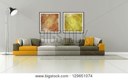 Minimalist Lounge