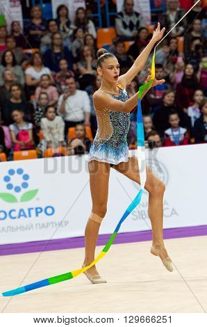 Alexandra Soldatova, Russia