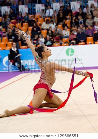 Karla Diaz Arnal, Mexico