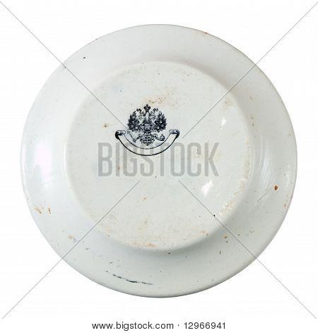 19St Century Porcelain Dish