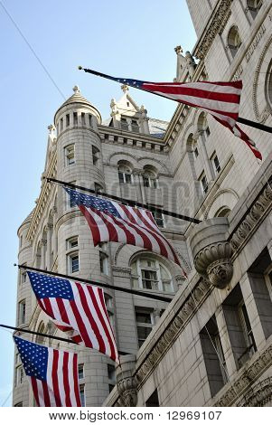 Old Post Office in Washington D.C.