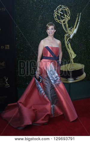 LOS ANGELES - APR 29: Pati Jinich at The 43rd Daytime Creative Arts Emmy Awards at the Westin Bonaventure Hotel on April 29, 2016 in Los Angeles, CA