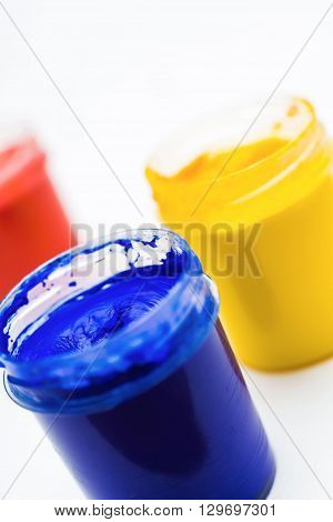 Gouache Containers