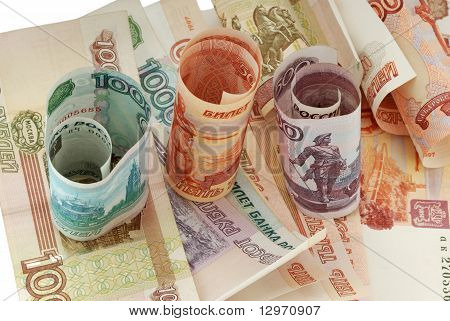 russian moneys