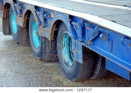 Articulated Trailer Wheels