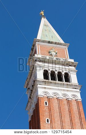 San Marco Bell Tower, Venice, Italy