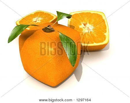 Orange Cube Duo0000