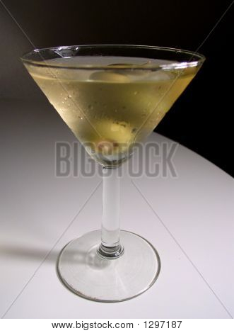 Dirty Martini 2