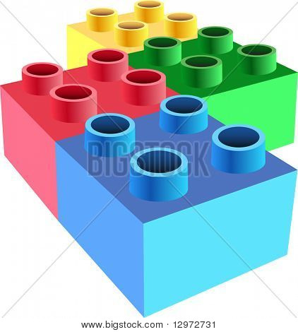 toy block vector