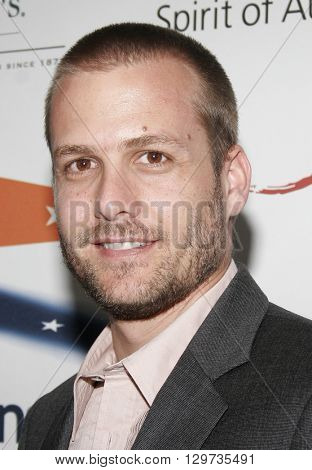 Gabriel Macht at the Australians In Film 2006 Breakthrough Awards held at the Avalon Hotel in Beverly Hills, USA on May 11, 2006.