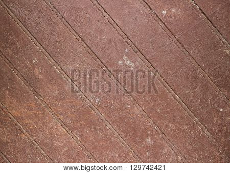 the brown old wood texture with knot