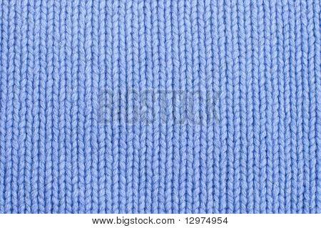 blue woven texture