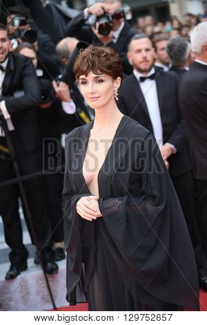Paz Vega attends 'The BFG' premier during the 69th Annual Cannes Film Festival on May 14, 2016 in Cannes.