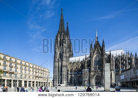 Cologne Cathedral, Germany, Editorial
