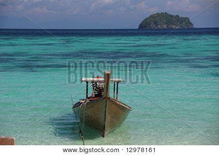 Longboat Resting
