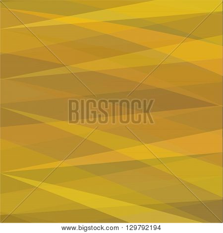 Simple orange color pixels background - Illustration