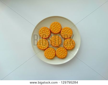 Delicious cookies for breakfast tasty appetite creative