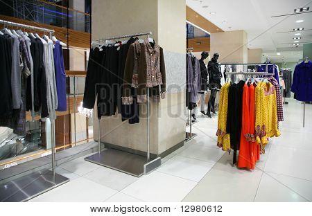 kleding departement