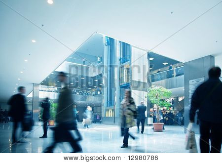 Business-Center indoor