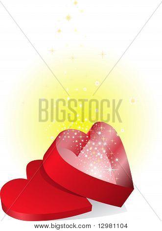 Red Shiny Box